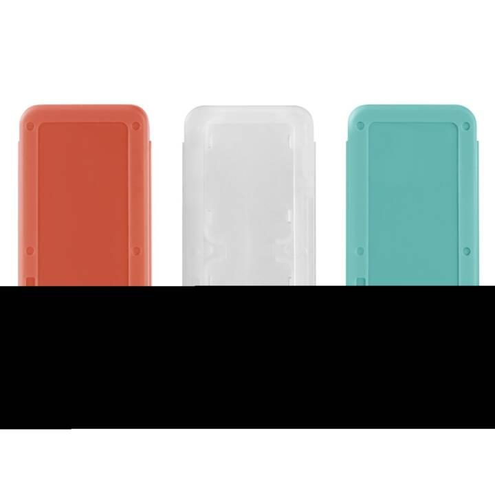 HAMA Game-Case pour Nintendo Switch pour 12 jeux, 4 pièces par étui