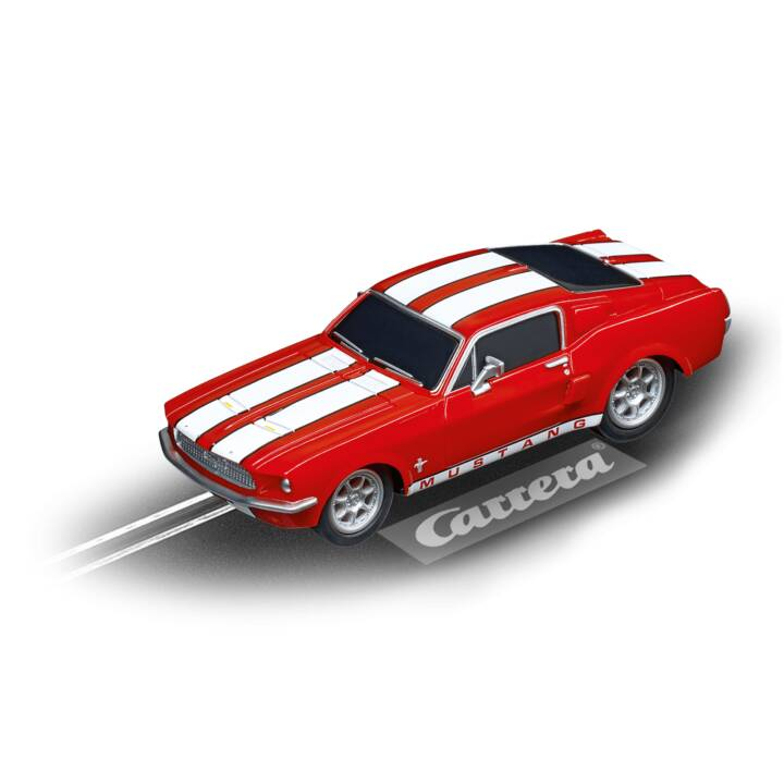 CARRERA GO!!! Ford Mustang '67