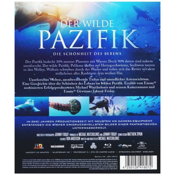 Der wilde Pazifik - Die Schönheit des Lebens (DE, EN)