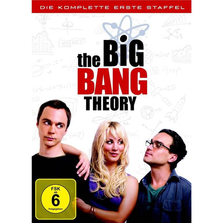 The Big Bang Theory Stagione 1 (EN, DE)