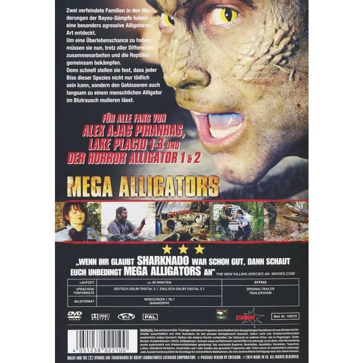 Mega Alligators - The New Killing Species (EN, DE)