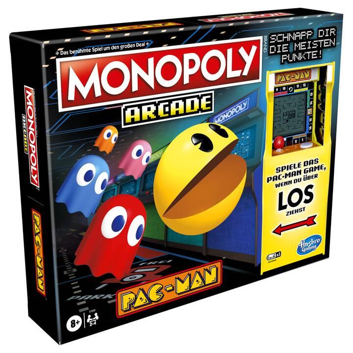 HASBRO Monopoly Arcade Pac-Man Gioco da tavolo