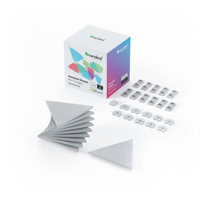 NANOLEAF LED Stimmunglicht Mini Triangles Expansion Pack (Mehrfarbig)