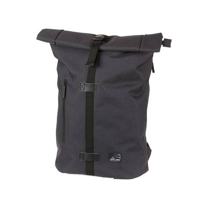 Rucksack Classic ROLL-UP black