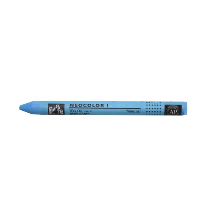 CARAN D'ACHE Pastello a cera Neocolor 1, blu