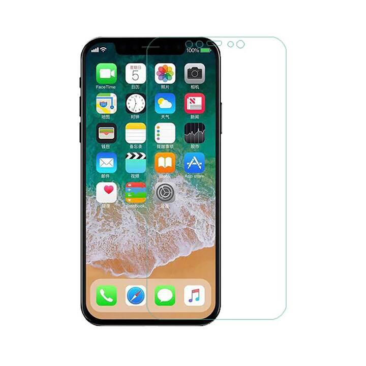 """EG Mornrise Schutzfolie für Apple iPhone XS Max 6.5"""" - 2St"""