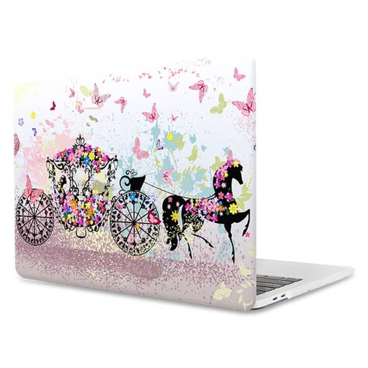 """EG MTT Laptop Cover für Macbook Pro 13"""" - Paint Lady"""
