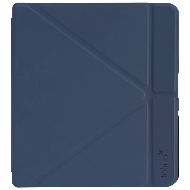TOLINO epos 2 Origami Schutzhülle (Blau)