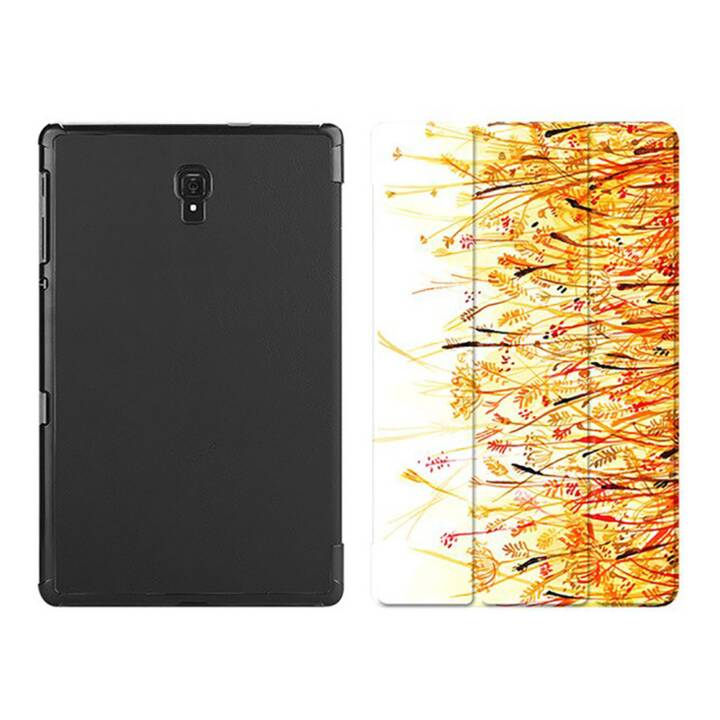 "EG MTT Custodia tablet per Samsung Galaxy Tab A 10.5"" - Orange Flower"