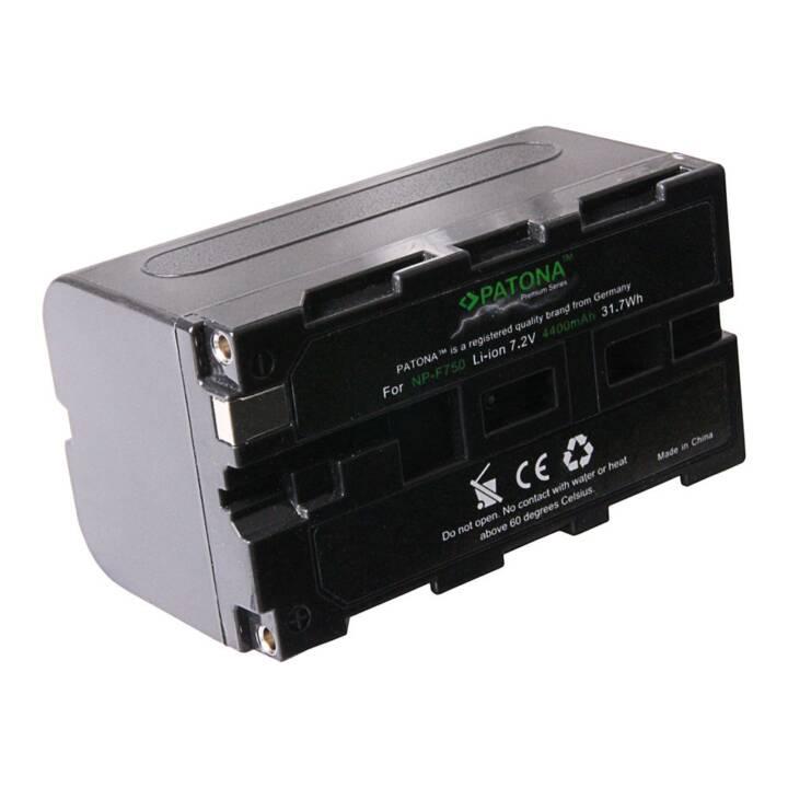 Batteria PATONA Premium per Sony NP-F550