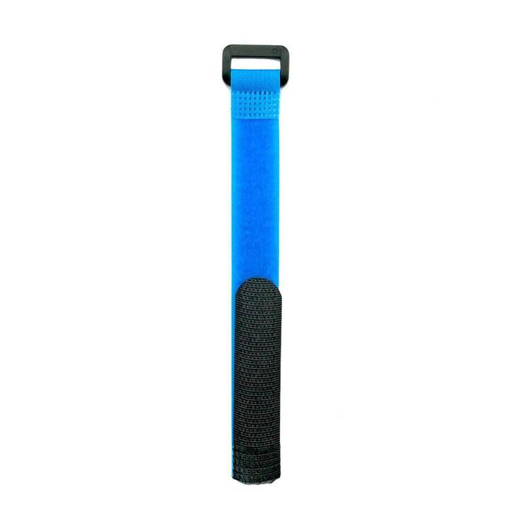 EG Angelrutenhalter - 1 Set 10 Stück - Blau