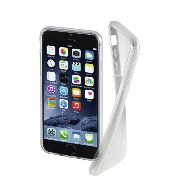 HAMA Backcover Crystal (iPhone 6, iPhone 6s, Transparent)