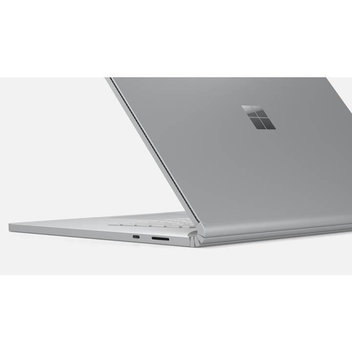 "MICROSOFT Surface Book 3 (15"", Intel Core i7, 16 GB RAM, 256 GB SSD)"