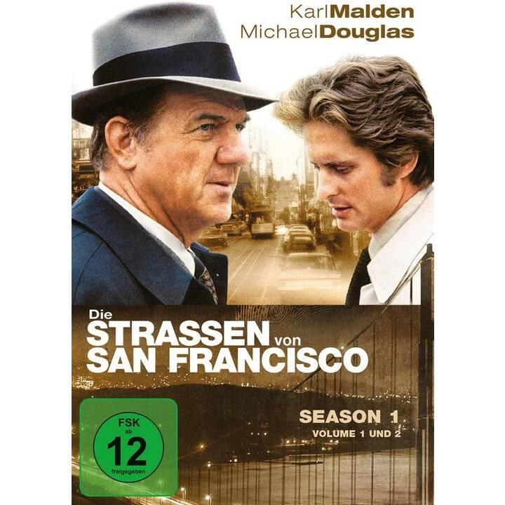 Die Strassen von San Francisco Stagione 1 (DE, EN)