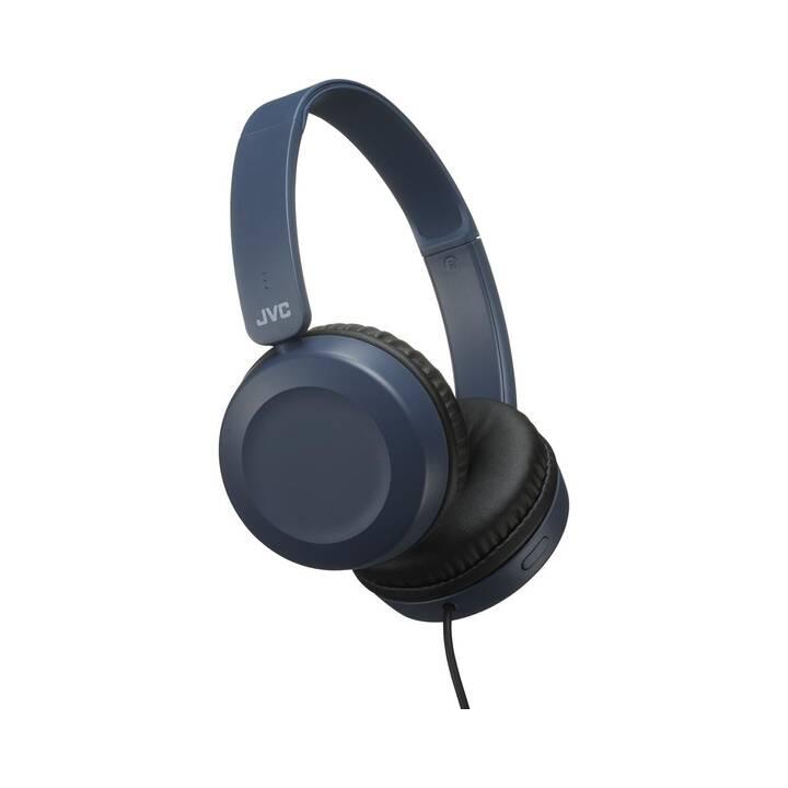 JVC HA-S31M (On-Ear, Blau)