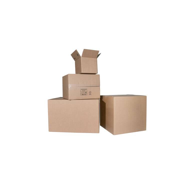 COLOMPAC boîtes pliantes 4mm 320x230x140-190mm 25 pièces