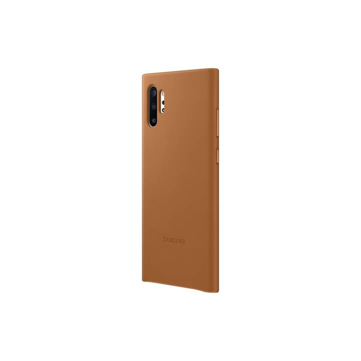 SAMSUNG Flipcover Clip-on (Galaxy Note 10 Plus, Braun)