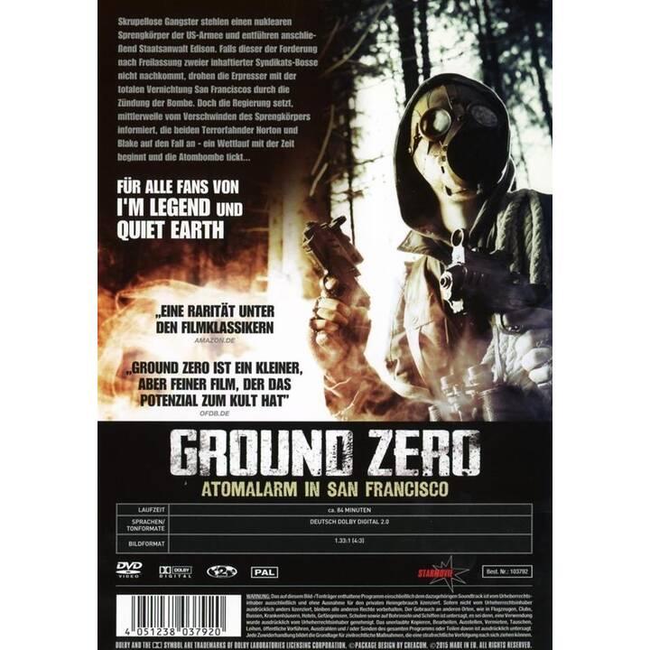 Ground Zero - Atomalarm in San Francisco (DE)
