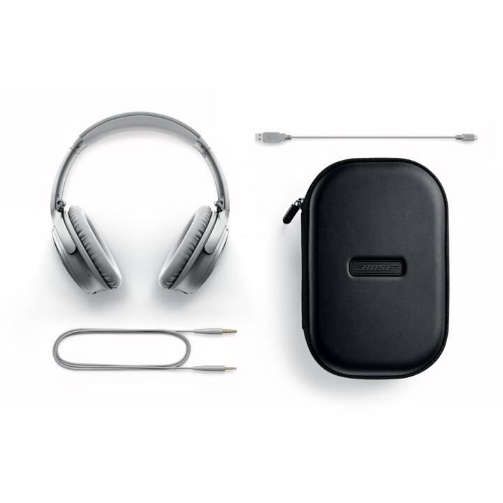 BOSE QuietComfort 35 wireless II Silver