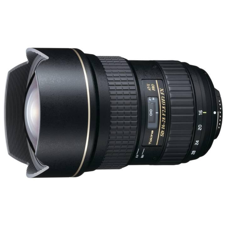 TOKINA AT-X 16 - 28 mm f/2,8 Pro FX
