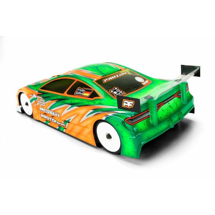 PROTOFORM D9 Composants (Orange, Vert)
