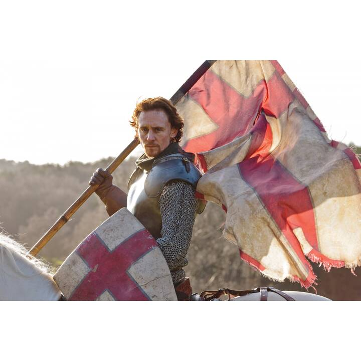 The Hollow Crown Saison 1 (DE, EN)