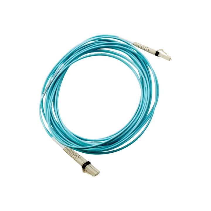 HP QK734A Cavo di rete (LC Multi-Mode duplex, LC Multi-Mode, 5 m)