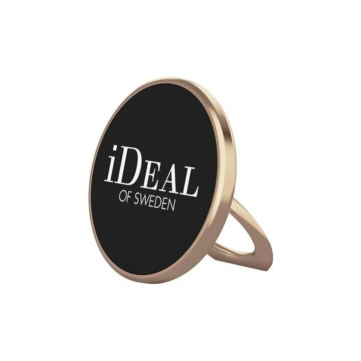 IDEAL OF SWEDEN Mount Gold Support de doigt (Noir, Doré)