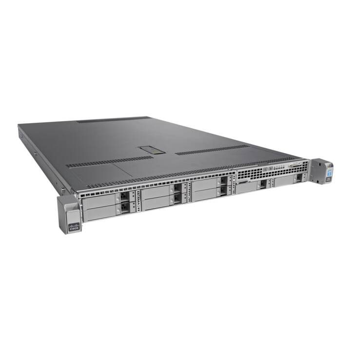 CISCO UCS-SPR-C220M4-BC1 (Intel Xeon E5 v4, 32 GB, 2 GHz)