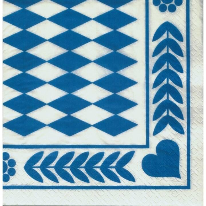 PAPSTAR Tovagliolo di carta (330 mm x 330 mm, 20 pezzo)