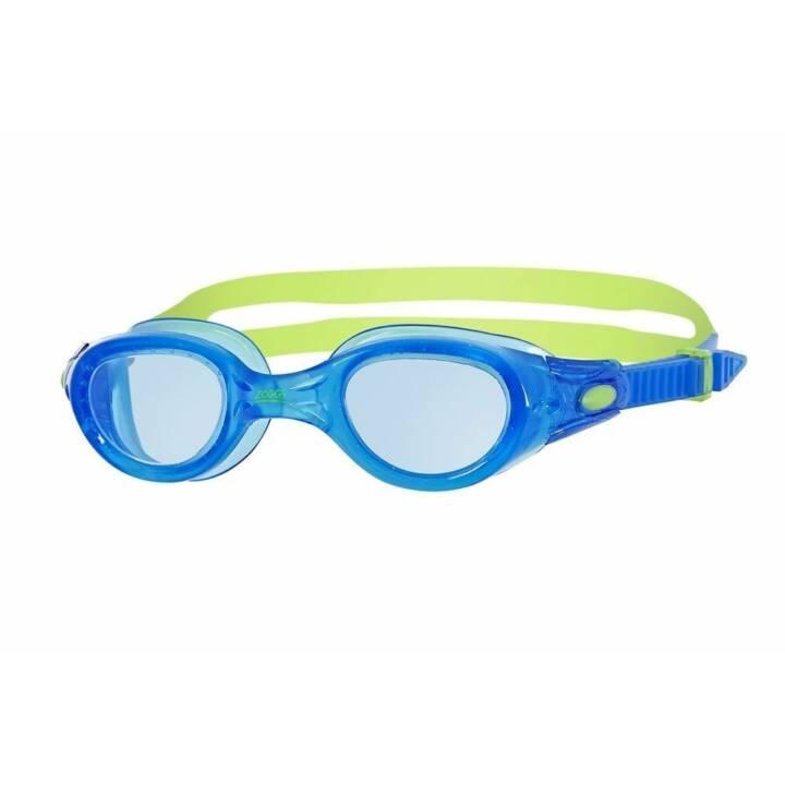 ZOGGS Schwimmbrille Phantom Junior (Blau, Grün)