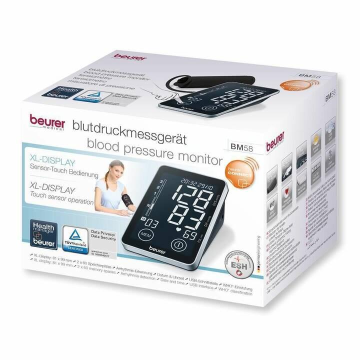 BEURER Blutdruckmessgerät BM58 (Oberarm)