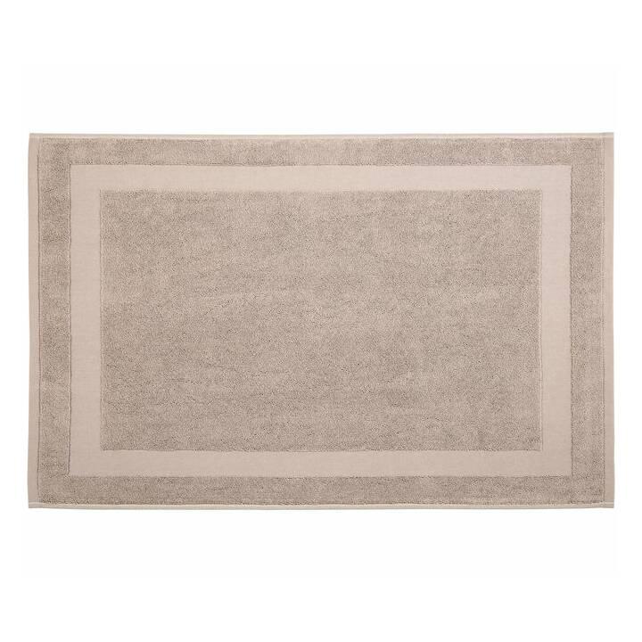 LIVIQUE Badteppich Diana (50 cm x 75 cm, Sand)