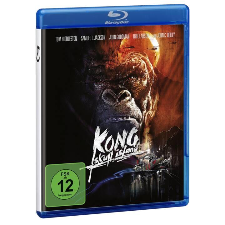 Kong - Île du crâne