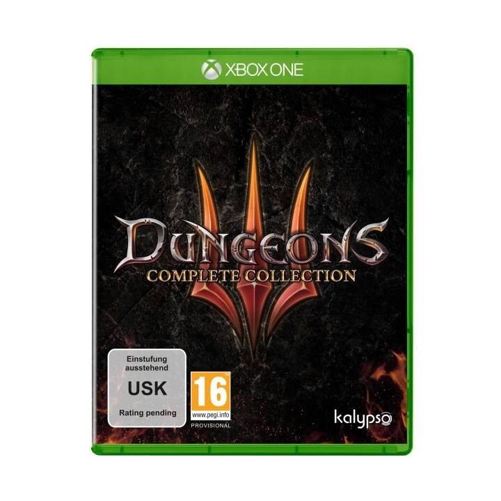Dungeons 3 Complete Collection (DE)