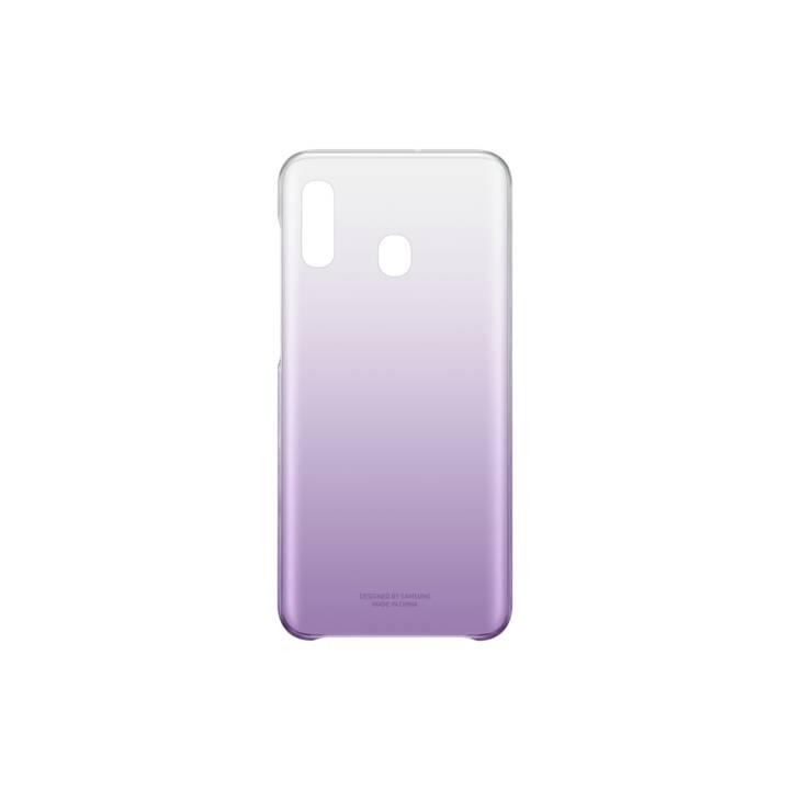 SAMSUNG Backcover Gradation (Galaxy A20e, Violett)