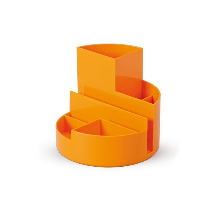 Portapenne MAUL ABS arancione