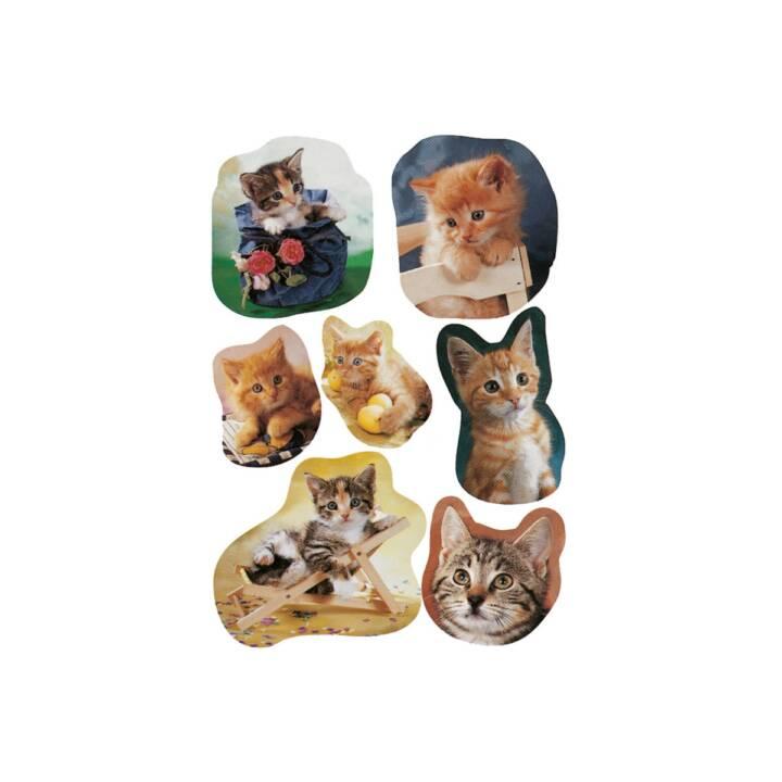HERMA DECOR autocollants petits chats
