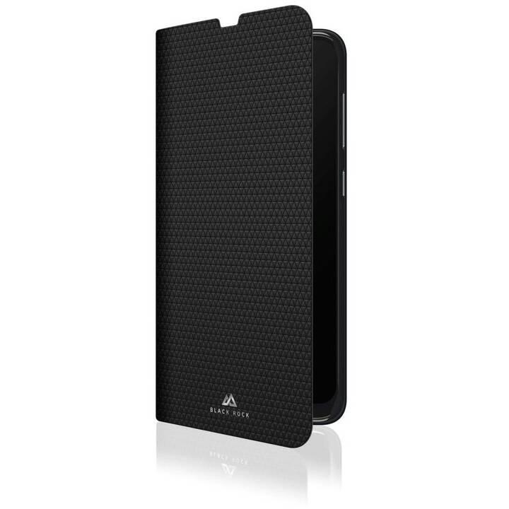 BLACK ROCK Flipcover The Standard (Galaxy A50, Noir)