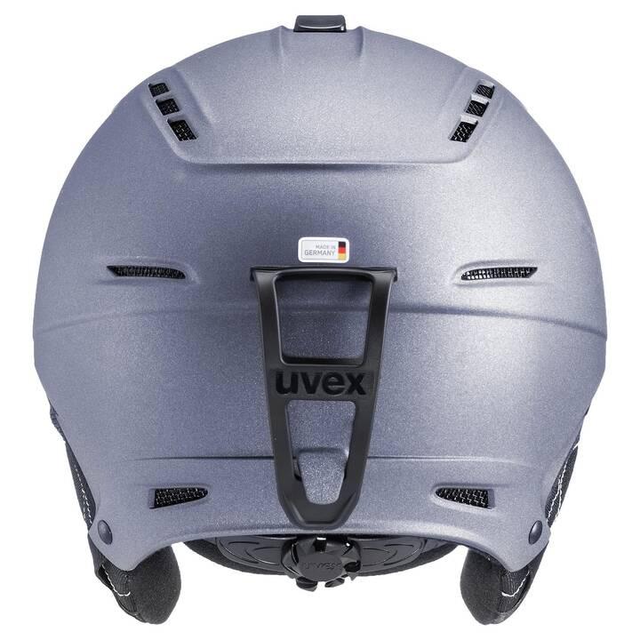 UVEX Skihelm p1us 2.0 (Grau)