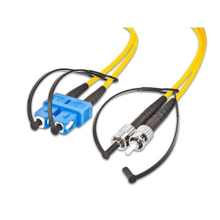 Lightwin Staubschutzkappen SC/ST Stecker
