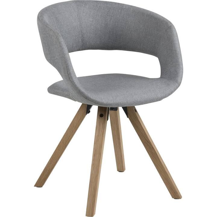CREATIVE LIVING Chaise tapissée Cabot