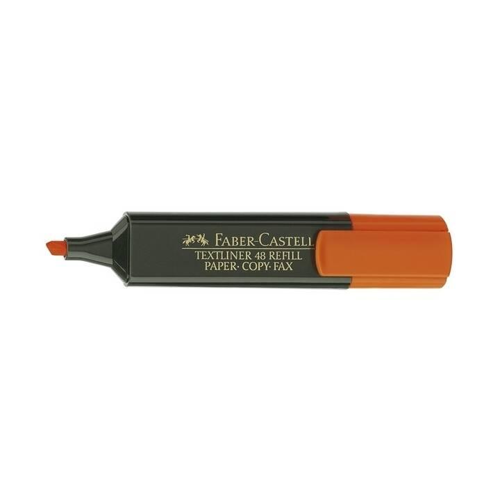 FABER-CASTELL TEXTLINER 48 1-5mm orange