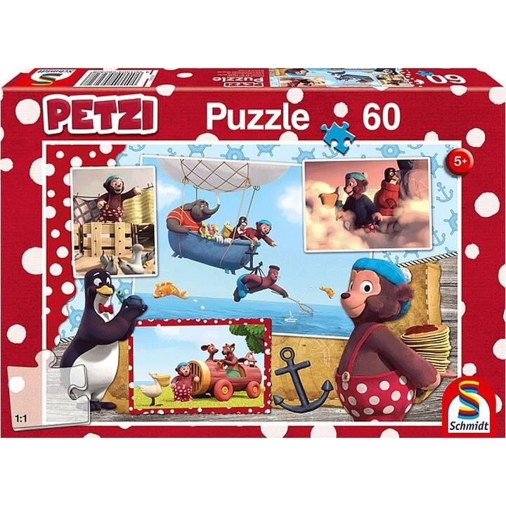SCHMIDT Film et bande dessinée Puzzle (60 pièce)