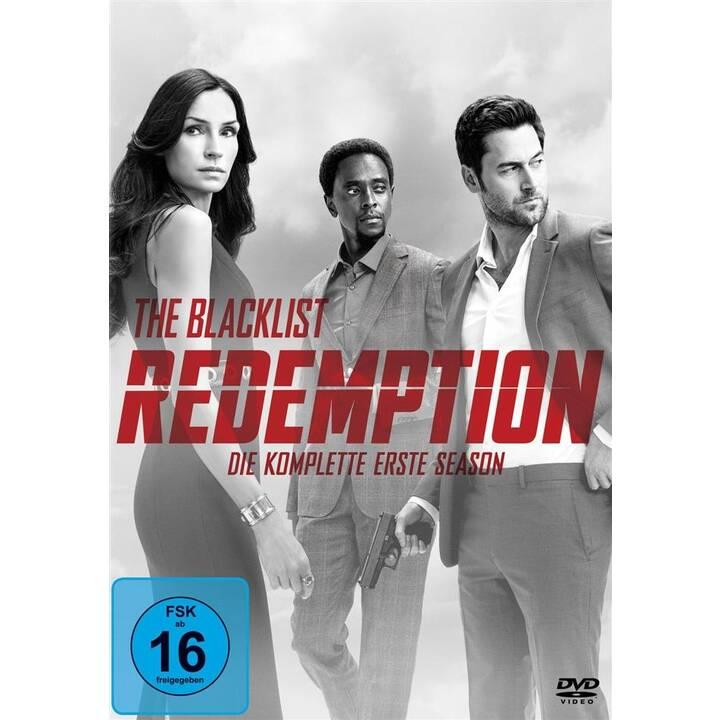 The Blacklist: Redemption Saison 1 (DE, EN, FR)