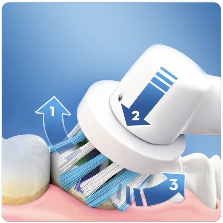 ORAL-B Genius 10100S  (Akkubetrieb)