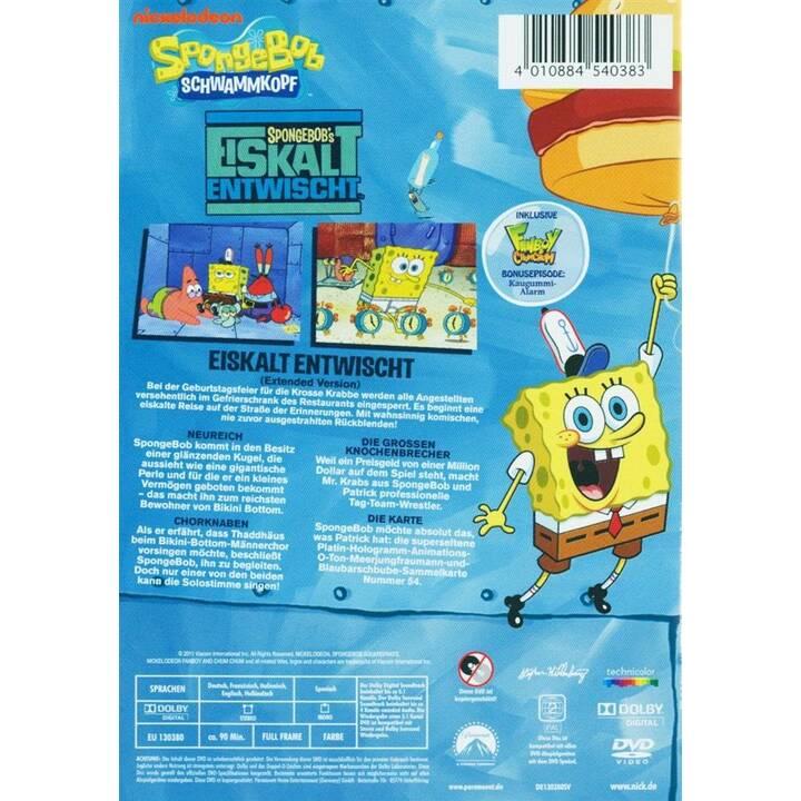 Spongebob Schwammkopf - Eiskalt entwischt (ES, NL, FR, DE, IT, EN)