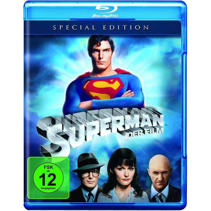 Superman 1 (IT, ES, DE, EN, FR)