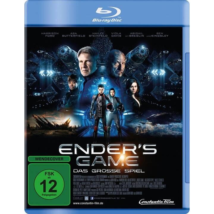 Ender's Game - Das grosse Spiel (DE, EN)
