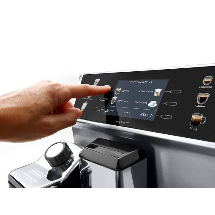 DELONGHI PrimaDonna Class Evo ECAM 550.85.MS (Metallic, 2 l, Kaffeevollautomat)